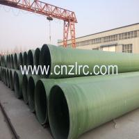 Best High-pressure fiberglass line pipe used for Wastewater or petroleum, natural gas, saline wholesale