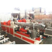 Best Color Pigment Pvc Cable Extruder Machine , Plastic Film Extruder Machine  wholesale