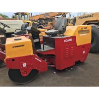 Best Used Dynapac Road Roller Cc1000  Speed 9km / Hour With Flexible Working Skills wholesale