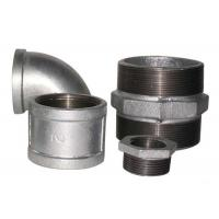 China Durable Cast Iron Threaded Fittings 90 Degree Tee Lightweight Female Connection on sale