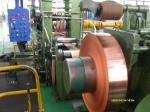 Buy cheap Industrial Copper Metal Strips Thin Copper Strips For PV Ribbon ISO9001 from wholesalers