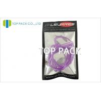 China Front Clear Back Aluminium Foil Bags For Electronic Products on sale