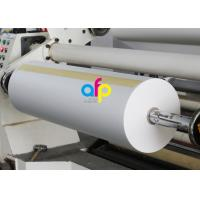 Best Double Side Corona Treated Thermal Laminate Roll , Spot UV Varnish Thermal Film wholesale