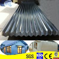 Best corrugated zinc roof wholesale