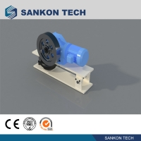 Best ISO Run Stable AAC Block Machine Rubber Friction Wheel wholesale