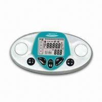 Best Body Fat Analyzer with Pedometer Function, Made of ABS Material wholesale