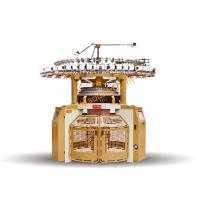 Best Double Knit Electronic Full Jacquard Knitting Machine wholesale