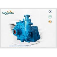 China Industrial ASH Slurry Pump To Pump Fine Coal To Dewatering Screens on sale