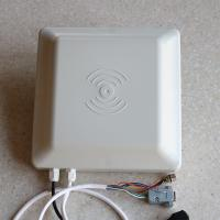 Best 860~960MHz Portable Wiegand 26/34 RS485/232 5m 8dbi Antenna uhf rfid Reader wholesale