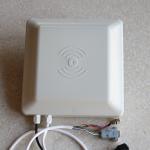 Best 920-925MHz UHF RFID Integrated Reader IP54 Middle Range 5m UHF RFID Card Reader for Retail Management wholesale