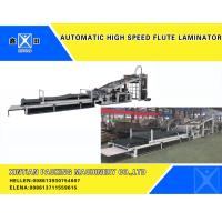 Best E Flute Corrugated Cardboard Carton Making Machine Cardboard automatic hight speed flute Laminator wholesale