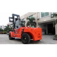 China Diesel Engine 40 Ton Forklift , Container Lifting Forklift Customised Color on sale