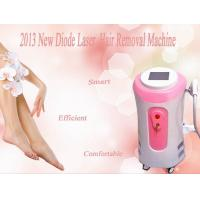 Cheap Clinic Facial / Leg Body 808nm Diode Laser Machine for Hair Removal for sale