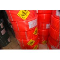 Cheap Diameter 12mm Orange Urethane Round Belt Surface Smooth Import Raw Material for sale