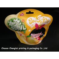 Best Children Food Packaging Shaped Pouches With Metallic Inside QS Certification wholesale