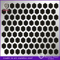 201 304 Round Hole Perforated Stainless Steel Sheet Foshan Manufacturer