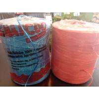 Cheap Various twisted Polypropylene Twine UV additive , strong tenacity for sale