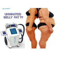 China Non Invasive Coolplas Slim Freeze Fat Freeze Slimming Machine With Touch Screen on sale