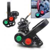 Best Modified Motorcycle Spare Parts Multifunction Combination Switch Horn Button Headlight / Turn Light Switch wholesale