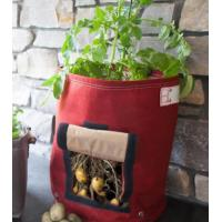 Buy cheap hot selling grow bag,you will love gardening job,happy life will be shared with your family from wholesalers