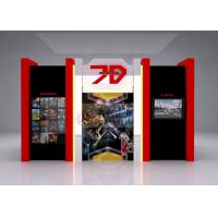 Cheap Digital 7D Cinema System with Cinema Cabin and Special Effect System for sale