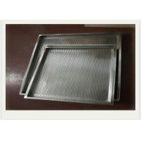 Best Perforated Baking Stainless Steel Wire Mesh Cable Tray Rectangular Shape Used In Oven wholesale