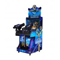 Best 22 Inches Electronic Shooting Game Machine Multi Directional Sound Effect Design wholesale