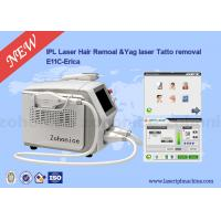 Quality Particular Effective ND Yag Laser Hair Removal Machine Without Injury Surrounding Tissue wholesale