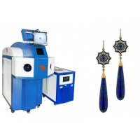 Quality Jewelry Laser Welding Machine / Gold Necklace Hot Air Welding Machine With CE wholesale