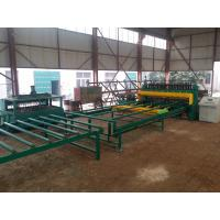 China Automatic Construction Deformed Bar Mesh Welding Equipment 2.5m Width on sale
