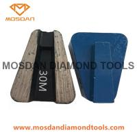 Best Scanmaskin Snap-on Grinding Diamond Shoes for Concrete wholesale