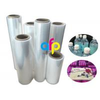 Best 19 Micron Polyolefin Shrink Film For Book Packing Over 60% Shrinkage Ratio wholesale