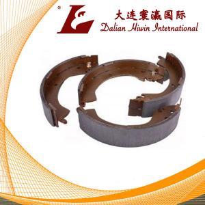high quality asbestos free brake shoe 5301-3502092-01 5301350209201 for zil brake shoe
