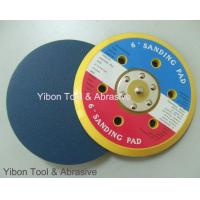 Best 6 inch PSA Sanding pad with 6 holes wholesale