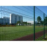 Best Galvanized Welded Wire Mesh Sheets , Green Welded Wire Fence Multi Purpose wholesale