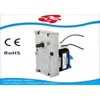 China Gear Box Shaded Pole Motor For BBQ Machine , Skimmer , Massager , Pellet stove on sale