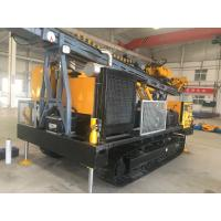 Best XYL-2B Hydraulic 350m Crawler Type Core Drilling Rig wholesale