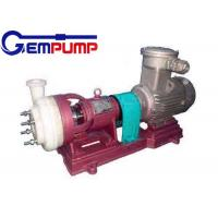 Best Chemical centrifugal pump for Petroleum / Metallurgy pump , chemical industry pump wholesale