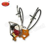 Cheap Rail Track Ballast Tamper ND-4.2*2 Gasoline Rail Switch Tamping Machine for sale