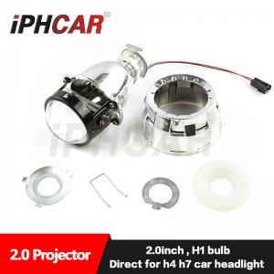 Quality China Factory 2.0inch 1.8inch Super Mini hid Bi-xenon Projector Lens auto/ Motorcycle Lights H1 Bulb Retrofit Headlight wholesale