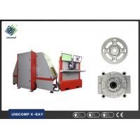 Best Wheel Hub Inspection NDT X Ray Equipment 480W / 1800W 225KV Lab Foundries wholesale