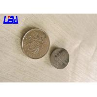 China Cr2032 3 Volt Battery Lithium Button , Standard  MP3 Coin Cell Battery on sale