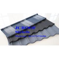 Best Lightweight Colorful stone coated Metal Roofing tiles 1340*420*0.4 mm wholesale