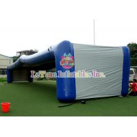 Best PVC Outdoor Party Tents Air - Tight Inflatable Shelter Tent 0.6mm Or 0.9mm Tarpaulin Pvc wholesale