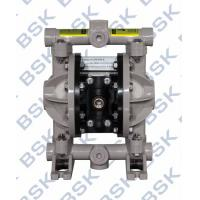 Cheap Oil / Pharmacy Sandpiper Air Operated Double Diaphragm Pump Low Noise for sale