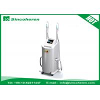 Cheap Professional E Light IPL RF Machine For Hair Removal / Skin Rejuvenation for sale