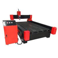 Cheap 1300*1800mm Heavy Duty Stone CNC Router with Rotary Axis for sale