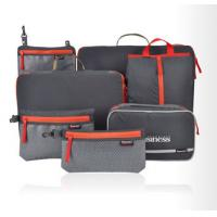 China Traveling Packing Cubes Clothes Underwear Organizer Storage Bag in Bag 7pcs/set on sale