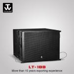 Best Line Array Speaker@Outdoor Indoor Concert Audio 18inch Passive Subwoofer LT-18B wholesale