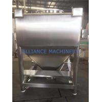 Buy cheap 800 L IBC Bin Intermediate Bulk Container Blender Mixing Ibc Containers Bin from wholesalers